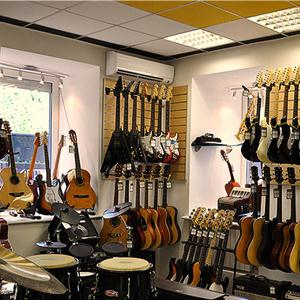 Музыкальные магазины Оршанки