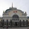 Железнодорожные вокзалы в Оршанке