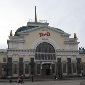 Железнодорожные вокзалы Оршанки